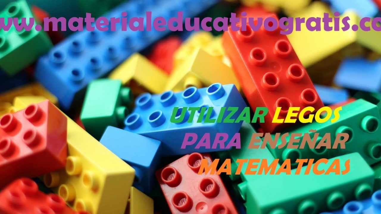 Excelente Utilizar LEGO Para Enseñar Matemáticas